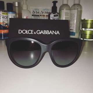 Dolce & Gabbana Sunglasses Authentic