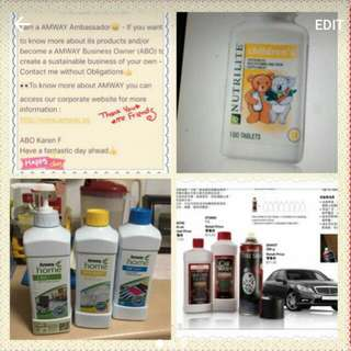 Quality American Products AMWAY