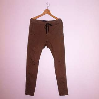 Slouch Skinny Pants, 32: Cotton On