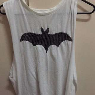 Jay Jay's Batman Shirt