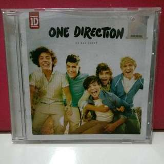 [PRELOVED] Original One Direction , Up All Night album
