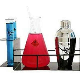 Chemistry Cocktail Set