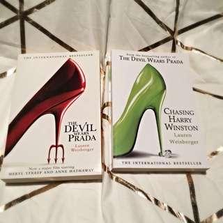 The Devil Wears Prada & Chasing Harry Winston By Lauren Weisburger