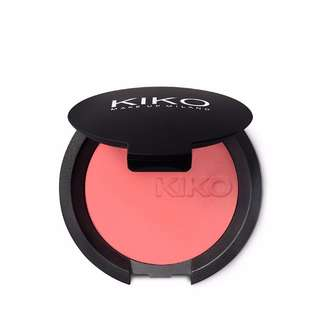 KIKO Milano Soft Touch Blush #108 ORANGE CORAL