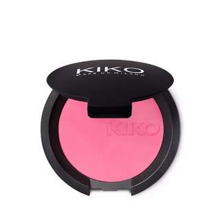 KIKO Milano Soft Touch Blush #110 BRIGHT PINK