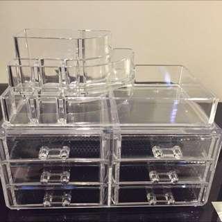Make Up Organizer Tools Box
