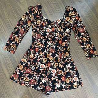 F22 playsuit