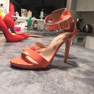 Coral Heels | 8