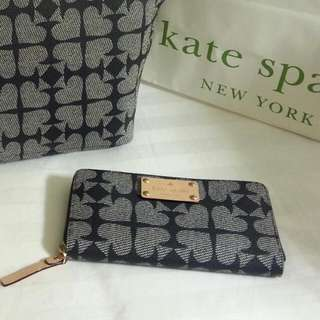 Kate Spade Wallet Bought From USA (Authentic & New with Price Tag)