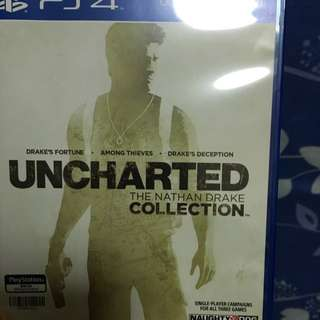 <RESERVED>Uncharted The Nathan Drake Collection