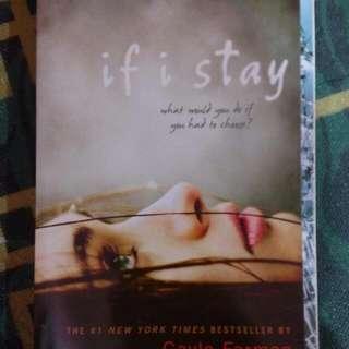 Novel If I Stay