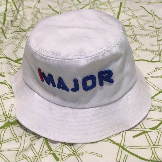 390🌼Major Made 星星字母漁夫帽