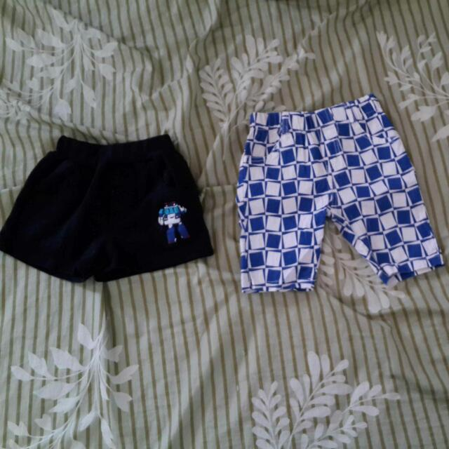 男童短褲(含運)