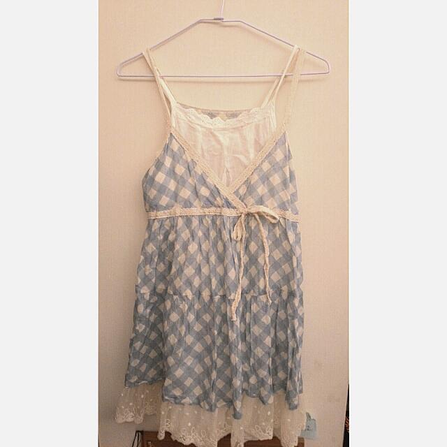 [全新]小清新風洋裝
