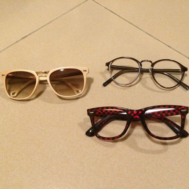 眼鏡、太陽眼鏡出清