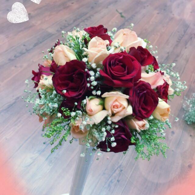 新娘鮮花捧花訂作