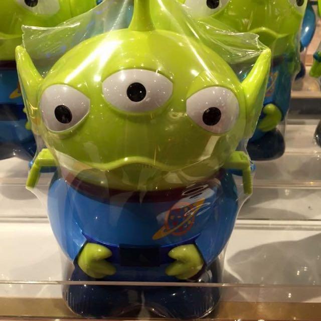 迪士尼 三眼仔 棒棒糖