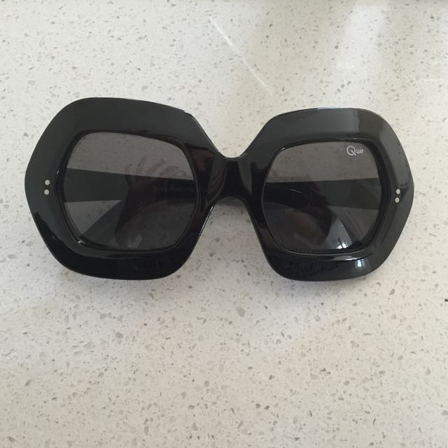 Black Quay Sunglasses