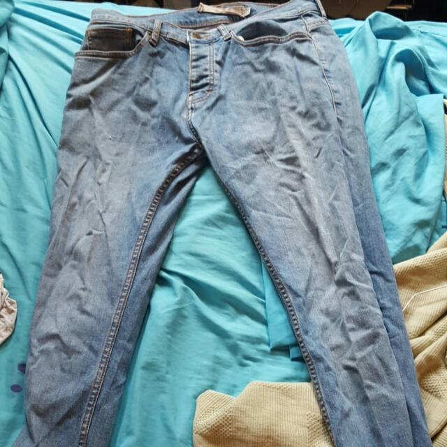 Blue Jean Topshop Size 32