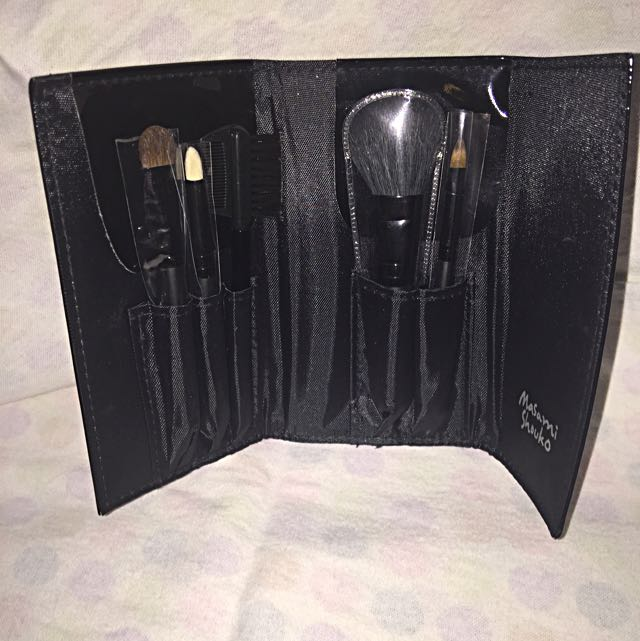 Brush Travel Set 5pcs Masami Shouko