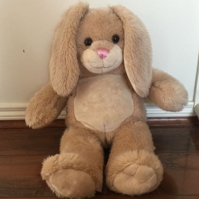 Build A Bear Bunny Toy