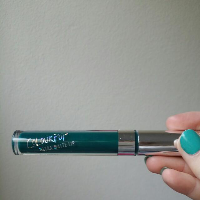 Colourpop Ultra Matte Liquid Lipstick In Dr M
