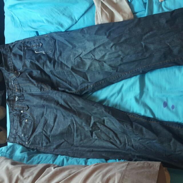 Dark Jean Size 32