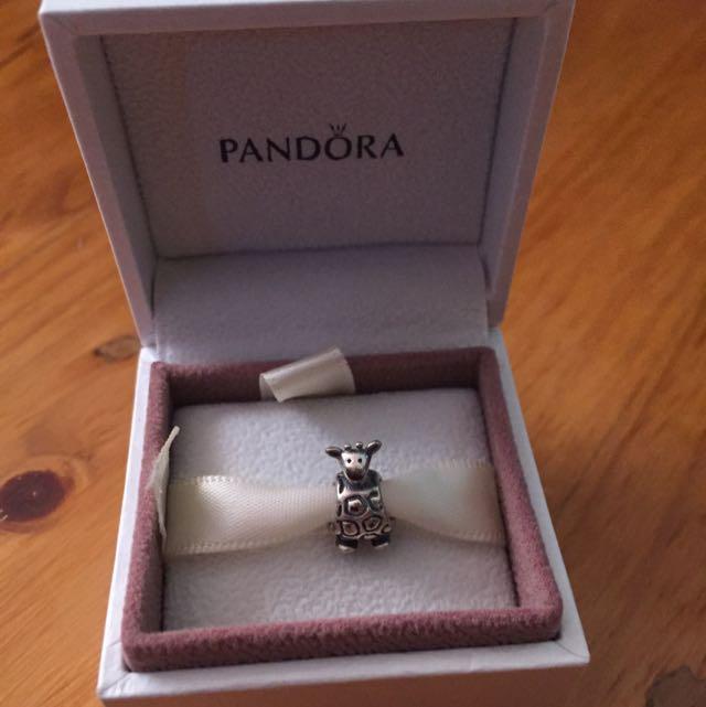 Giraffe Pandora Charm