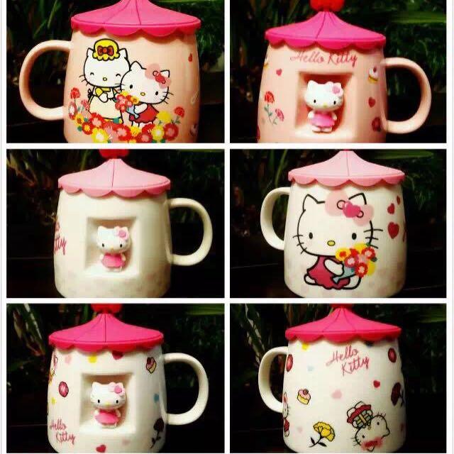 Hello Kitty 口愛杯
