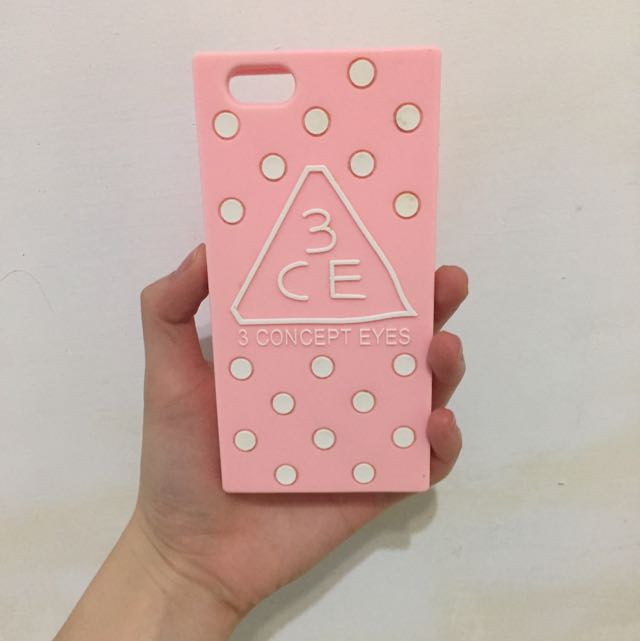iPhone6/6s 3CE手機殼 含運