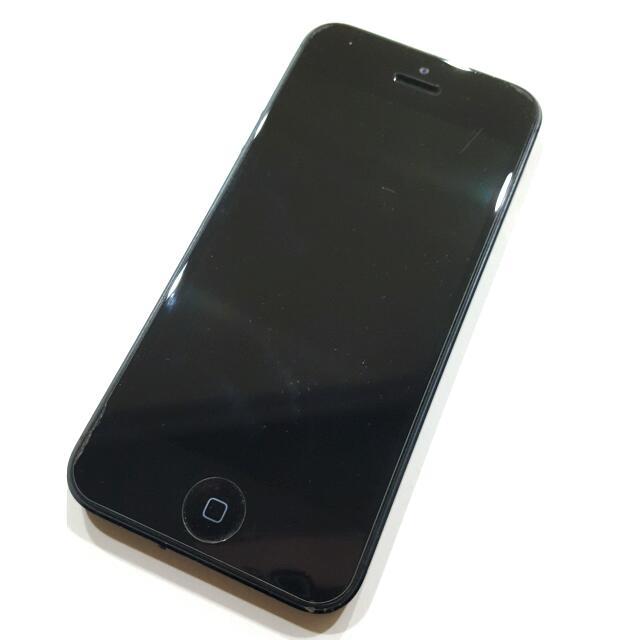 iPhone 5 黑色 16G