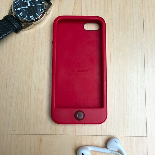 iPhone 5se 5s SwitchEasy 聰明豆(正)