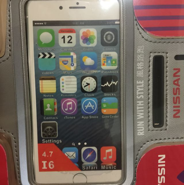 iPhone 6/6s 運動臂套