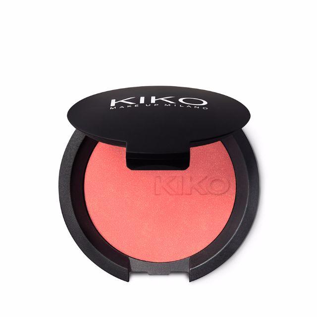 KIKO Milano Soft Touch Blush #103 GOLDEN PEACH