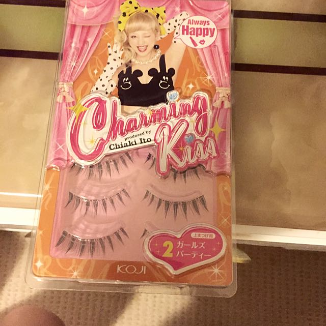 Koji No 2 False Eyelashes Japan Charming Kiss