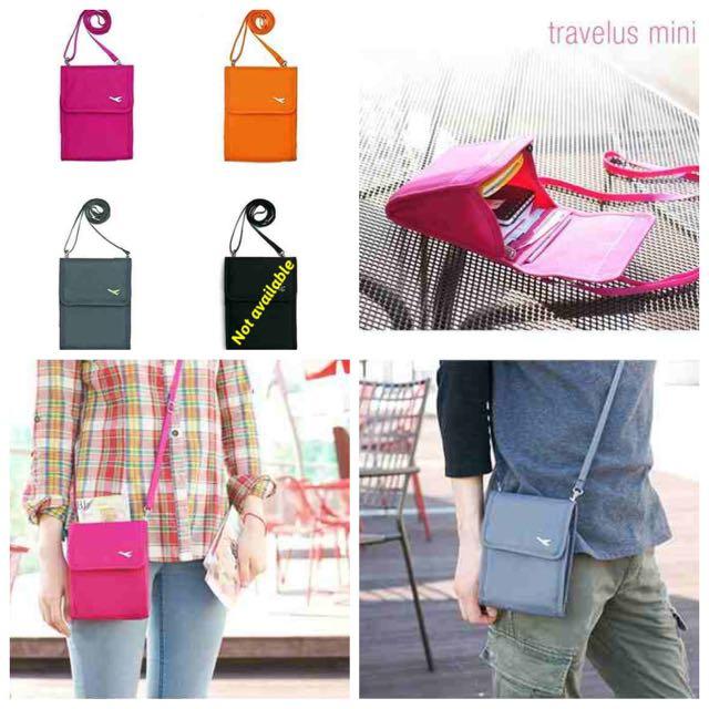 Korean Travel Mini Bodybag