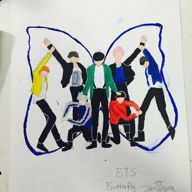 kpop drawing commission 1463240274 6a48a1be