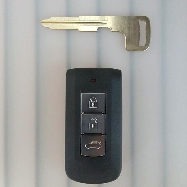 LANCER EX Smart Key