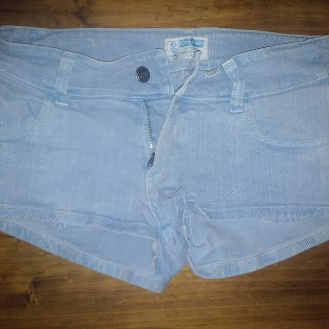 Lee Shorts And Supre Shorts