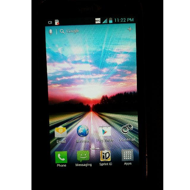 LG Viper 4G LTE (Ting / RingPlus / Sprint PREPAID) Android Smartphone