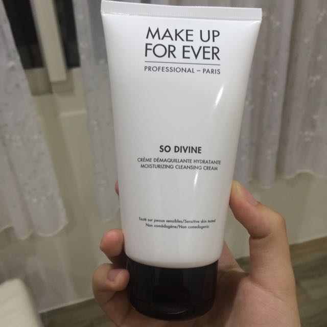 Make Up For Ever 完美冷霜