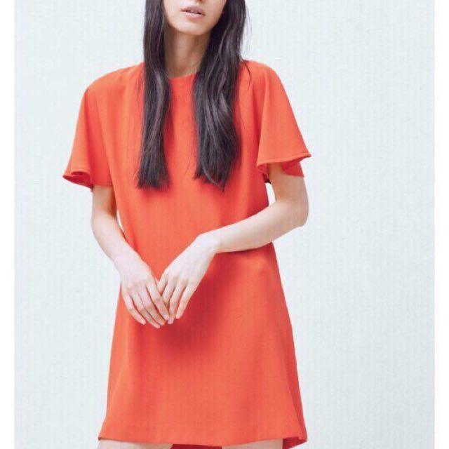 Mango Shift Dress
