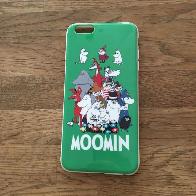 Moomin 嚕嚕咪 iPhone 6+ 手機殼