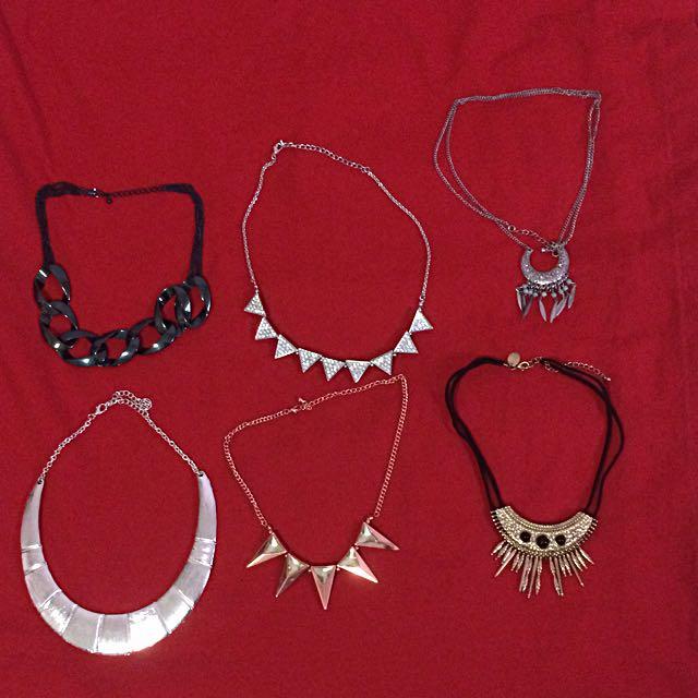Necklace Sale!