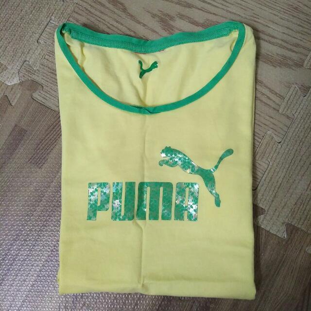 (降)Puma 短袖t