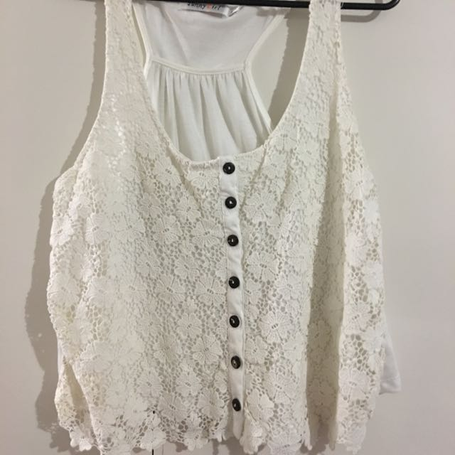 Summer Lace Top