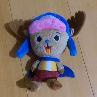 海賊王 喬巴 吊飾娃娃