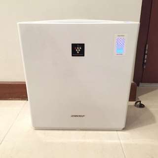 Sharp Air Purifier (FULL Working Condition)