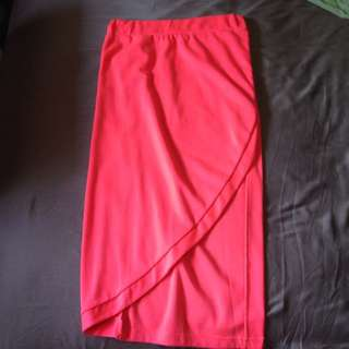 Size Medium Fitted Skirt