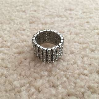 Mode Silver Ring